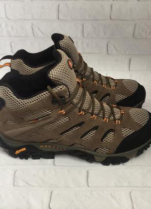 Трекінгові черевики merrell moab 2 gore-tex трекинговые ботинк...