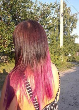 Кератиновое выравнивание и восстановление волос Наращивание волос