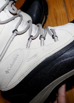 39 разм. зима. ботинки columbia 200 grams. термо