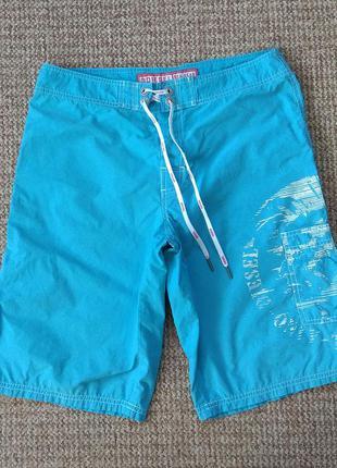 Diesel шорты пляжные оригинал (s)