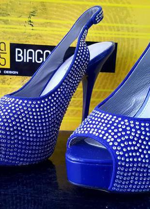 Сногсшибательные гламурные туфли antonio biaggi замша,кожа