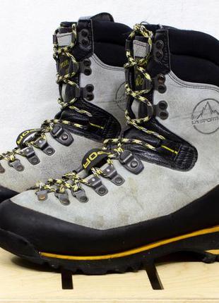 La sportiva nepal trek р 40 - 25.5 см ботинки женские туристич...