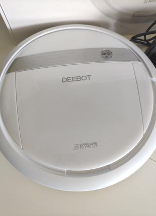 DEEBOT DM88 Робот для сухой и влажной уборки