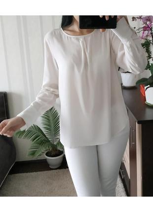 Шёлковая рубашка, блуза (100% шелк)