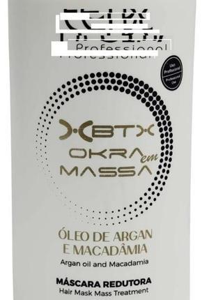 Ботокс для волос xbtx okra massa