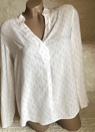 Красивая рубашка h&м