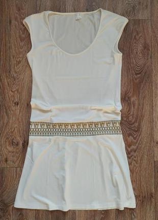 Нове трикотажне платтячко bonprix