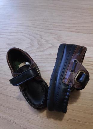 Новые детские ботиночки с америки 5 размер 13 см rugged