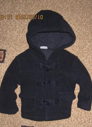 Стильное пальто cherokeе для маленького модника
