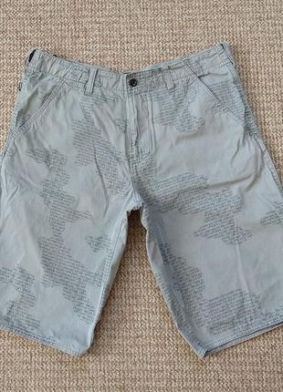 Stussy шорты оригинал (w34 - l)