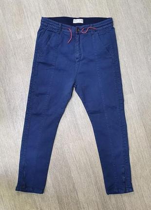 Синие брюки zara на мальчика