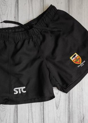М colchester англия шорты  спортивные черные шорты