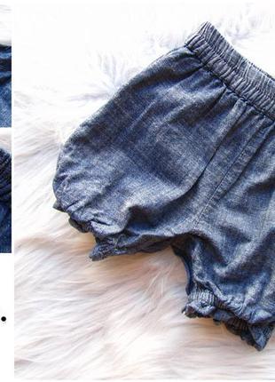Стильные и качественные джинсовые шорты george