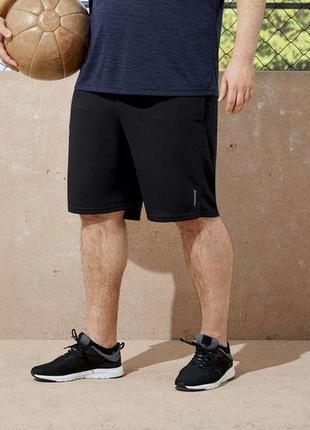 Большие шорты на больших мужчин crivit, 4xl