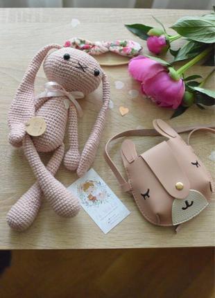 сумочка для дівчинки