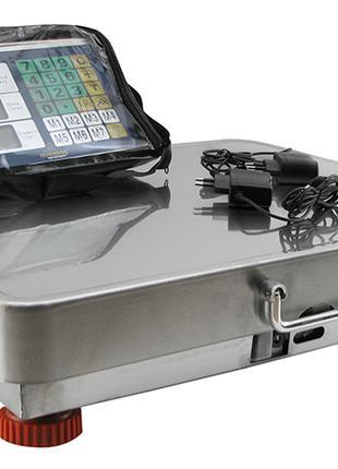 Беспроводные платформенные весы 700 кг