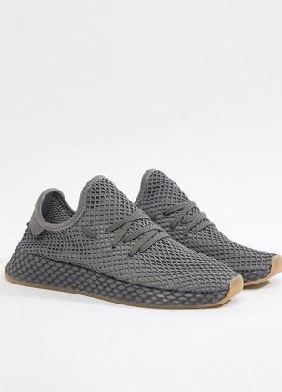 Мужские кроссовки adidas originals deerupt runner cq2627