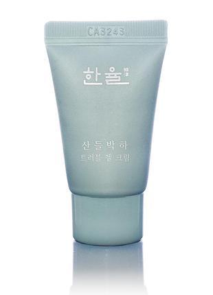 Крем-гель для жирной проблемной кожи hanyul mentha trouble gel...