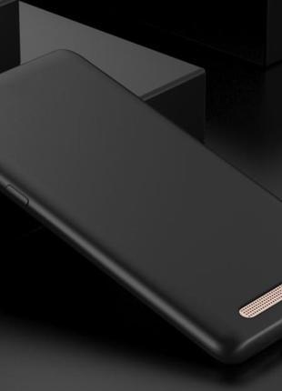 Чехол для Xiaomi Redmi 5A Black