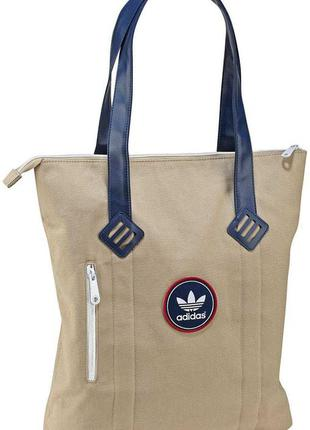 Сумка шопер рюкзак adidas originals