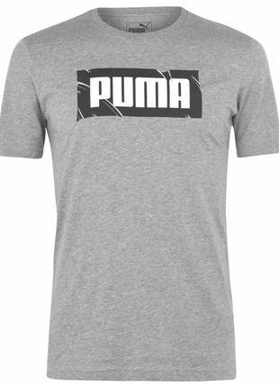 Мужская футболка   puma оригинал