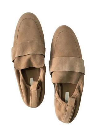 Туфли лоферы h&m