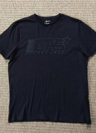 Gas jeans футболка оригинал (l)