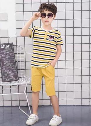Очень стильный костюм для мальчика