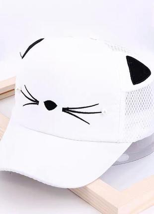 Модные кепки для девченок