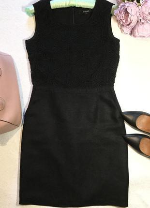 Платье льняное next размер 8