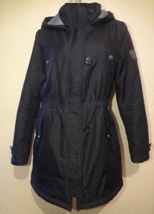 Классная демисезонная куртка/парка only размер м
