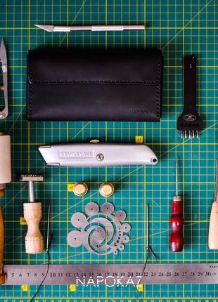 Мастер- класс по изготовлению кожаных аксессуаров
