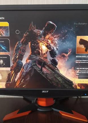 Игровой 3D Монитор 120Гц Acer GD245HQ