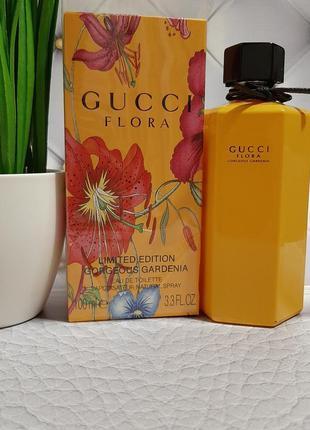 🧡оригинал 🧡100 мл gucci flora by gucci gorgeous gardenia limit...