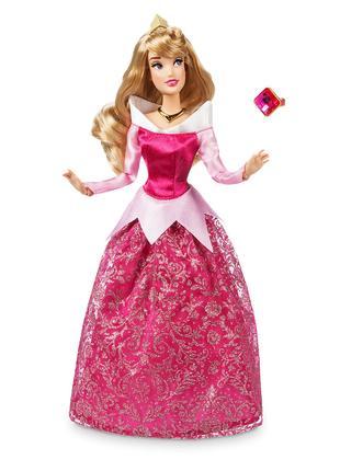 Кукла Принцесса Аврора с кольцом, Спящая Красавица, Дисней/Disney