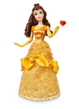 Кукла Принцесса с кольцом Белль Красавица и Чудовище от Дисней