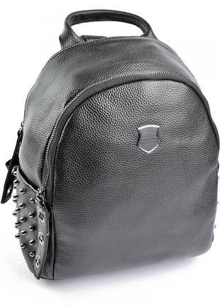 Женская кожаная сумка - рюкзак кожаный женский жіночий портфел...