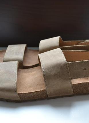 Haflinger 38 р сандалии босоножки  кожаные.