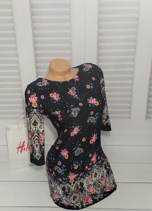 Платье, туника черного цвета, s/m