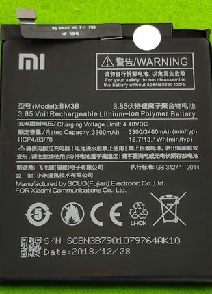 Аккумулятор, батарея для телефона Xiaomi Mi Mix 2,BM3B (3400 mAh)