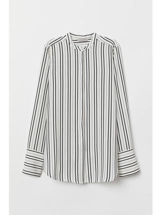 Блузка xxs в полоску