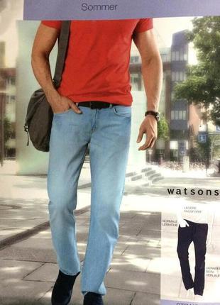 Качественные летние  джинсы, watsons , р. наш: 48/50 (50 евро)...