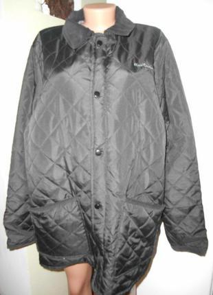 Куртка  пог-70см длина 90см   pierre cardin  мужская