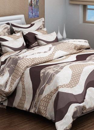 Двухспальный комплект постельного из Сатина