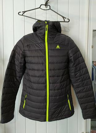Брендовая мужская демисезонная стеганая  куртка geros амстердам