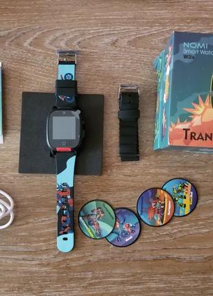Детские смарт-часы Nomi Kids