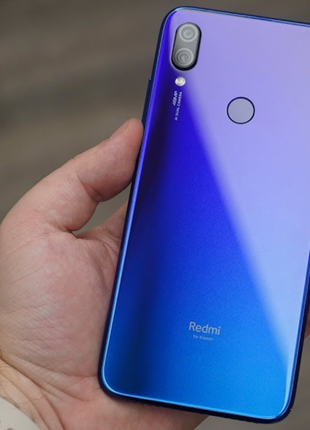 Смартфон Xiaomi redmi note 7 4/64GB на ГАРАНТИИ