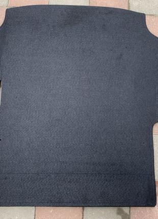 Пол багажника Nissan Leaf 13-17 черный