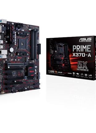 Материнская плата Asus Prime X370-A (sAM4), новая с гарантией!!!