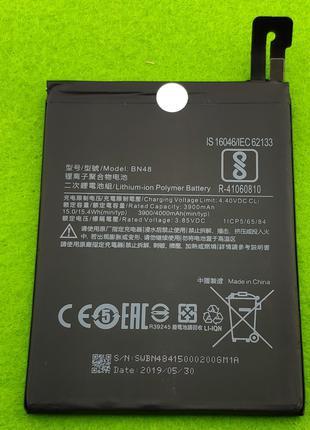 Аккумулятор, батарея,АКБ Xiaomi Redmi Note 6 Pro, BN48 (4000 mAh)